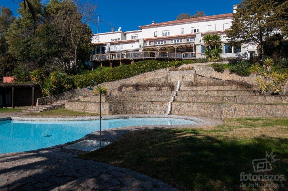 Hotel Fonte Santa en Termas de Monforthino