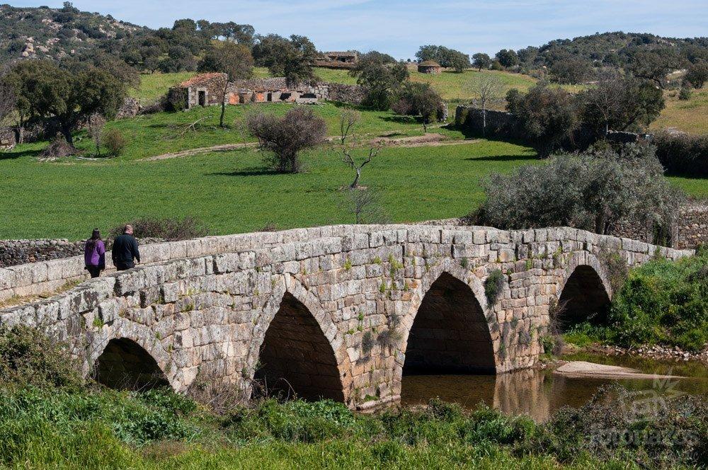El Puente Romano de Idanha-a-Velha
