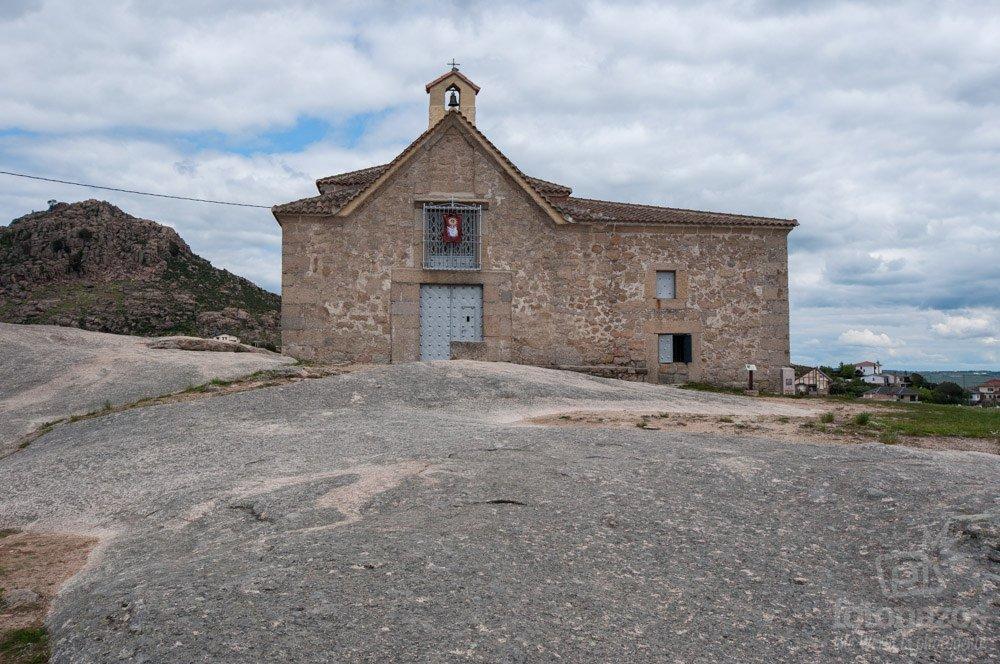 Ermita de la Peña Sacra en Manzanares el Real