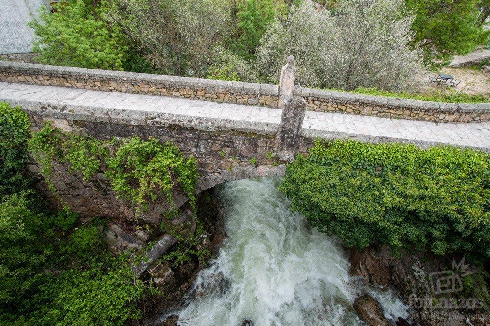 El Puente Viejo de Manzanares el Real