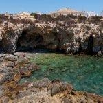 Las calas de la isla de Tabarca