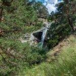 Ruta a la cascada de El Chorro de Navafría