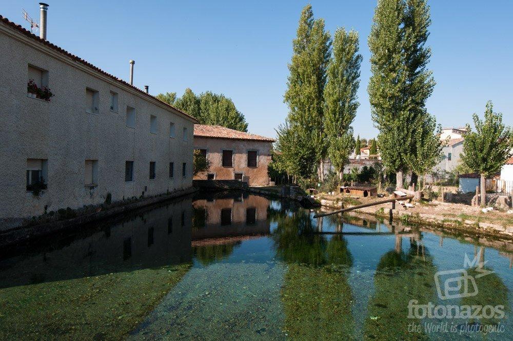 La Balsa del río Cifuentes
