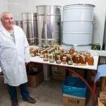 Visita a la envasadora de Miel de la Alcarria la Relaña en Pastrana
