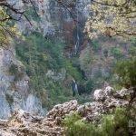 Ruta al mirador de la Cueva de los Chorros en el Nacimiento del río Mundo