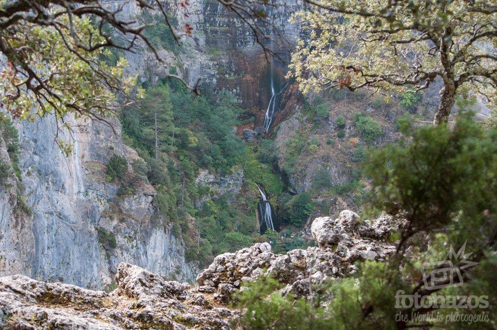Mirador a la Cueva de los Chorros