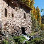 El Molino del tío Alberto entre Villafranca de la Sierra y Navacepedilla de Corneja