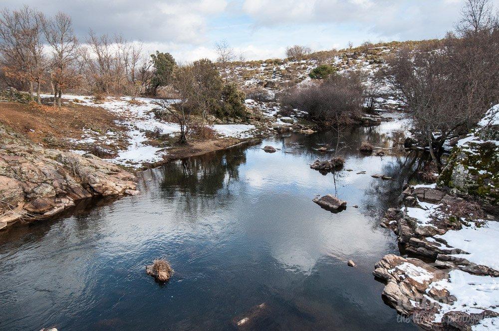 Área recreativa de Hoya Encavera en el Valle del Lozoya