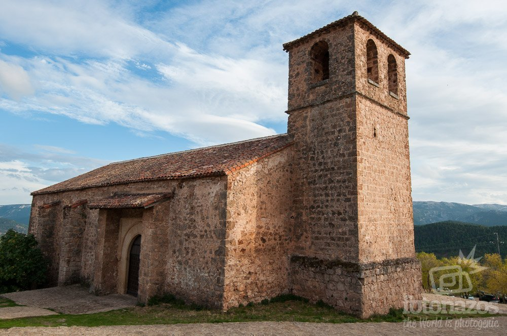 La Iglesia de El Espíritu Santo de Riópar Viejo