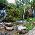 La cascada Calicanto en Tormón