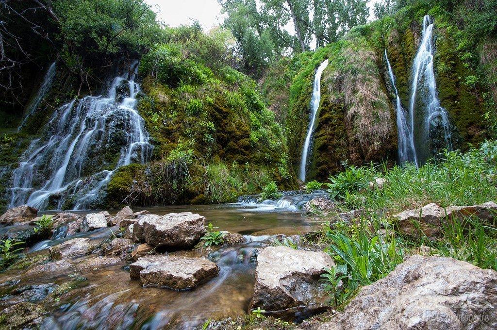 Cascada Calicanto en Tormón