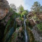 La Cascada y el Molino Viejo de Calomarde