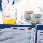 Restaurante Mar Azul en El Golfo, Lanzarote