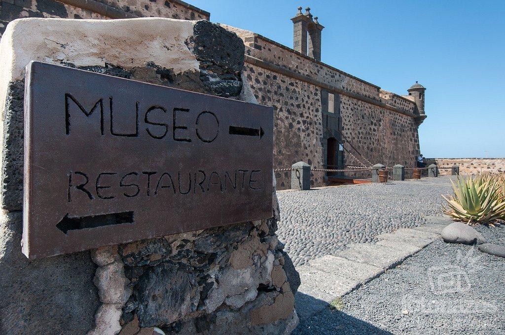 Castillo de San José, Museo Internacional de Arte Contemporáneo de Lanzarote
