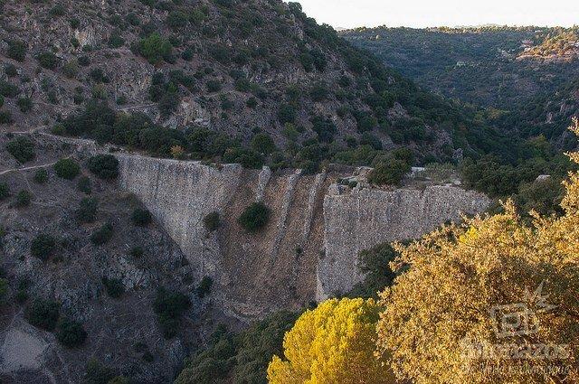 Ruta a la ruinas de la Presa de El Gasco