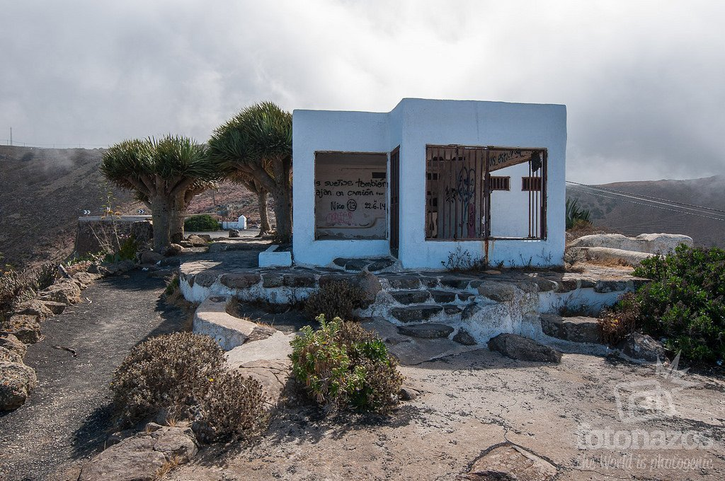 Miradores en Valle de Malpaso Haría