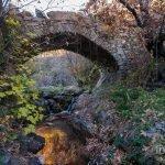 El Puente de Salustiano en Miraflores de la Sierra