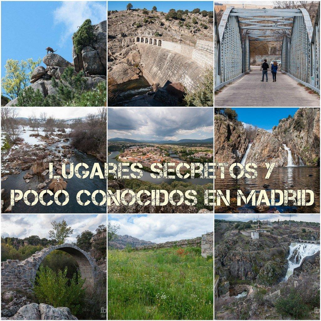 26 Lugares secretos y poco conocidos que quizás no conocías en Madrid