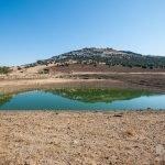 La Laguna de los Santos en Magacela, Badajoz