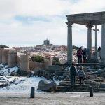 Humilladero de los Cuatro Postes de Ávila