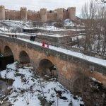 El Puente Romano de Ávila