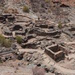 Cañada de los Gatos en Mogán, patrimonio arqueológico de Gran Canaria