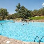 Área recreativa y piscinas de La Panera en el Espinar, Segovia