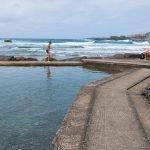 Piscinas naturales de Los Charcones en Gran Canaria