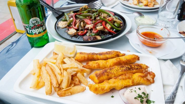 Restaurante El Dorado del Norte en el Puertillo, Gran Canaria