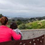 Mirador de las Pellas en Firgas, Gran Canaria