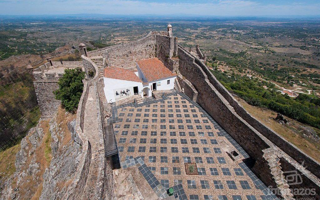 Visita al Castillo de Marvão en Portugal