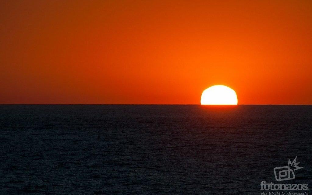 Atardecer desde Sa Posta de Sol en Menorca