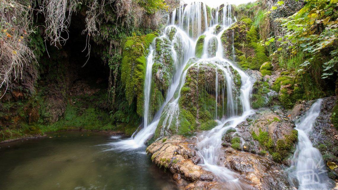 Paseo del Molinar y las cascadas de Tobera, Burgos