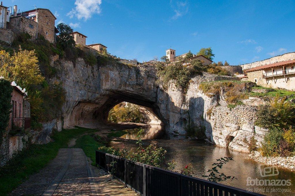 Qué ver en Puentedey, Burgos