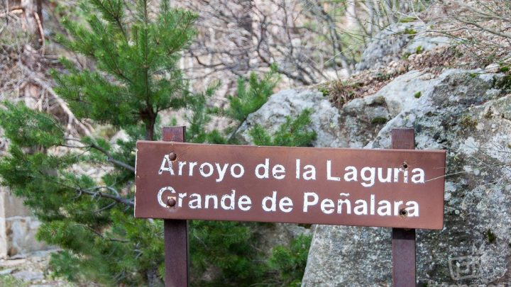 Área recreativa Arroyo de la Laguna Grande de Peñalara