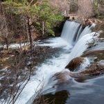 La Presa del Pradillo, una cascada oculta en el Valle de la Angostura