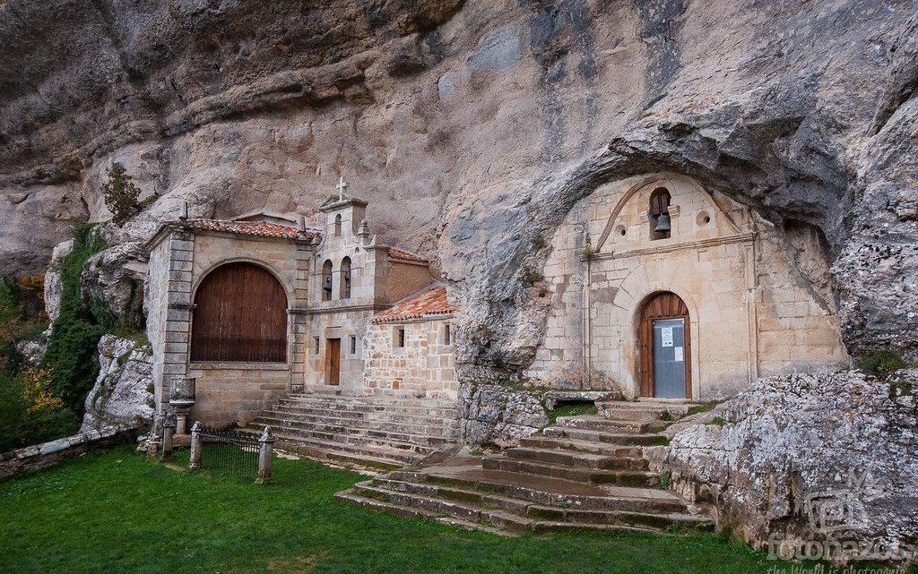 Cueva Ermita de San Bernabé – Monumento Natural de Ojo Guareña