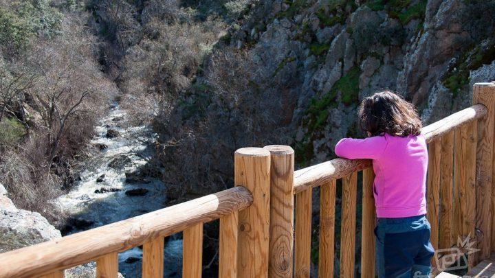 Ruta a la Risca de Valdeprados – Río Moros – Segovia
