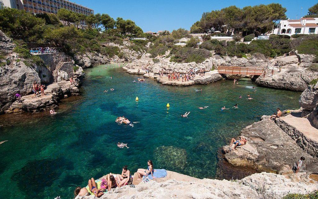 Cala en Forcat de Menorca