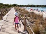 Playas Virgenes de Son Saura - Menorca