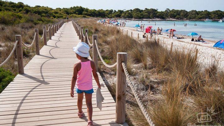 Las playas vírgenes de Son Saura – Menorca