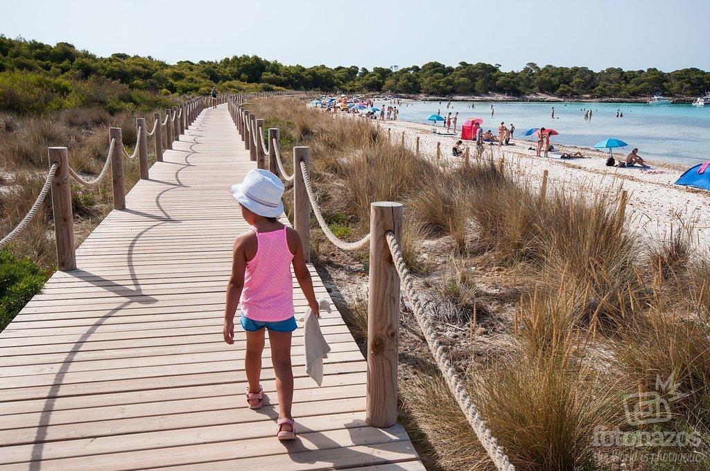 Las playas vírgenes de Son Saura - Menorca