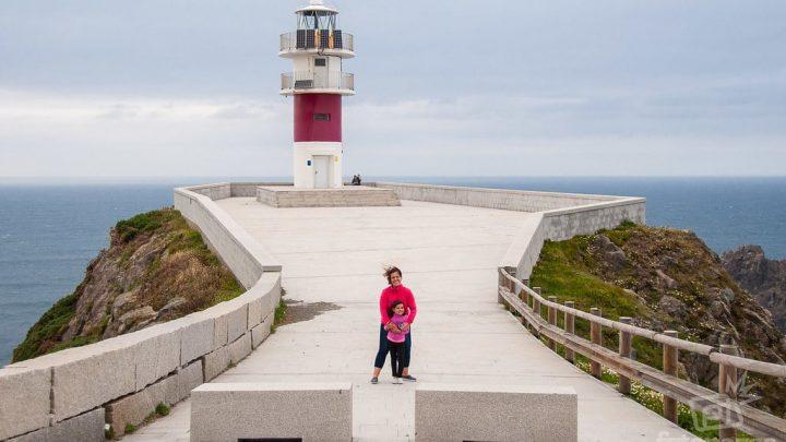 Faro de Cabo Ortegal en Cariño – A Coruña