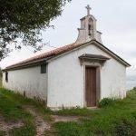 Capela de San Xiao do Trebo en Cariño