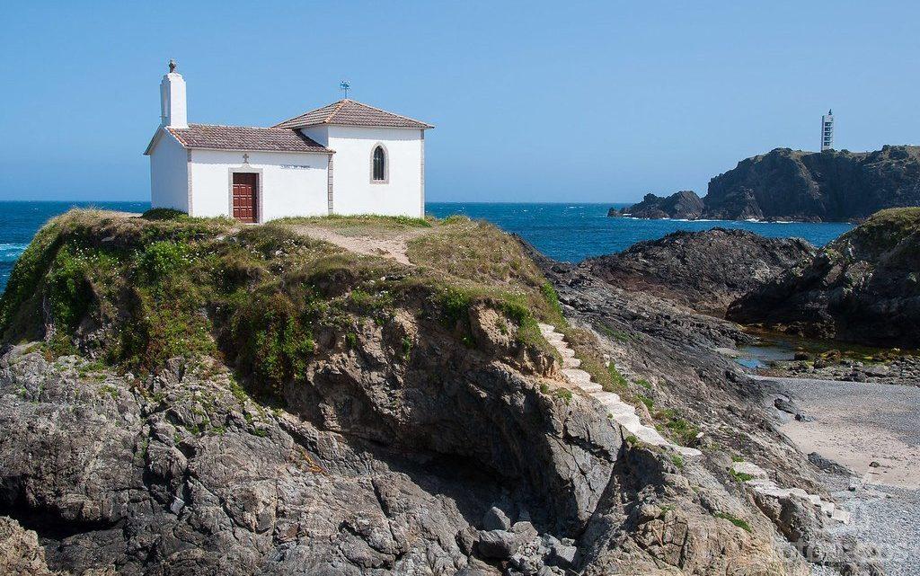 Ermita de la Virgen del Puerto en Valdoviño