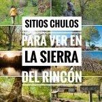 8 Sitios chulos para ver en la Sierra del Rincón de Madrid