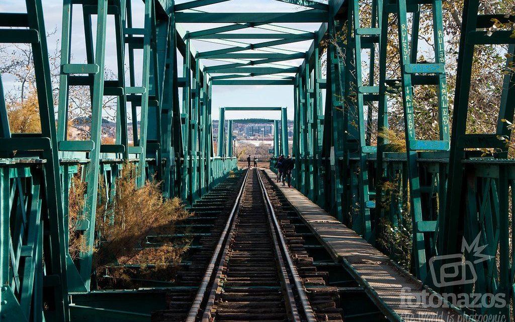 El Puente Verde de la Poveda
