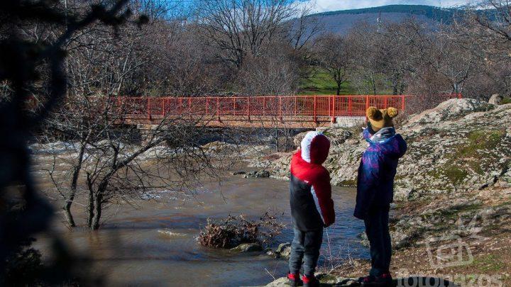 Ruta de los Puentes Medievales del Lozoya