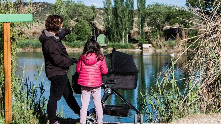 Parque Enrique Tierno Galván en San Martín de la Vega