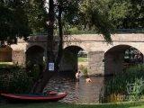 Piscina Natural de Puente Nueva en Burgohondo